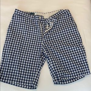 Polo by Ralph Lauren Shorts - Polo by Ralph Lauren Checkered Shorts